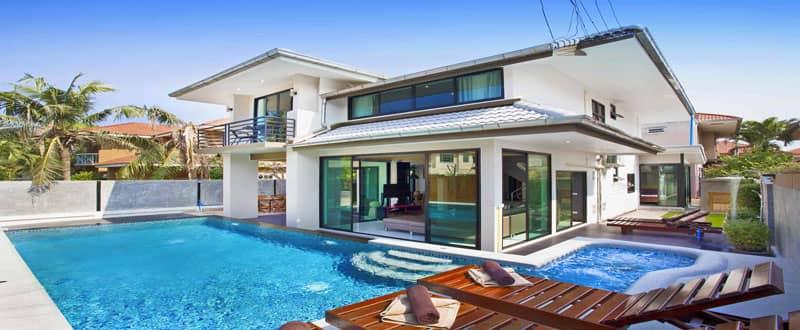 havuz ve villa temizliği