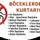 böcek ilaçlama hizmeti