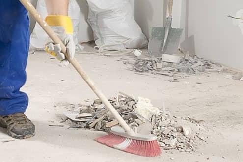inşaat temizliği