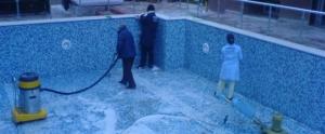 havuz bahçe temizliği